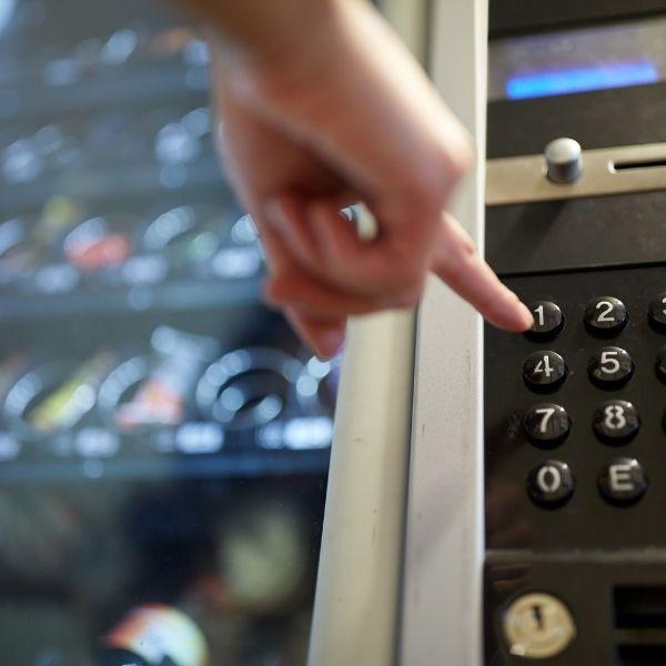 Joliet Il vending machine