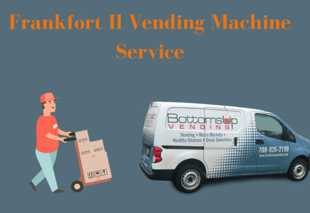 Frankfort IL Vending machine service