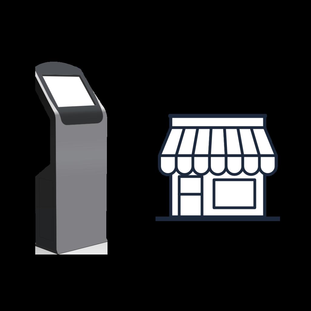 Micro Market Vending - Bottoms Up Vending
