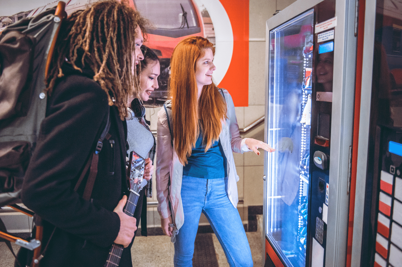 How do I get a vending machine for my business or office