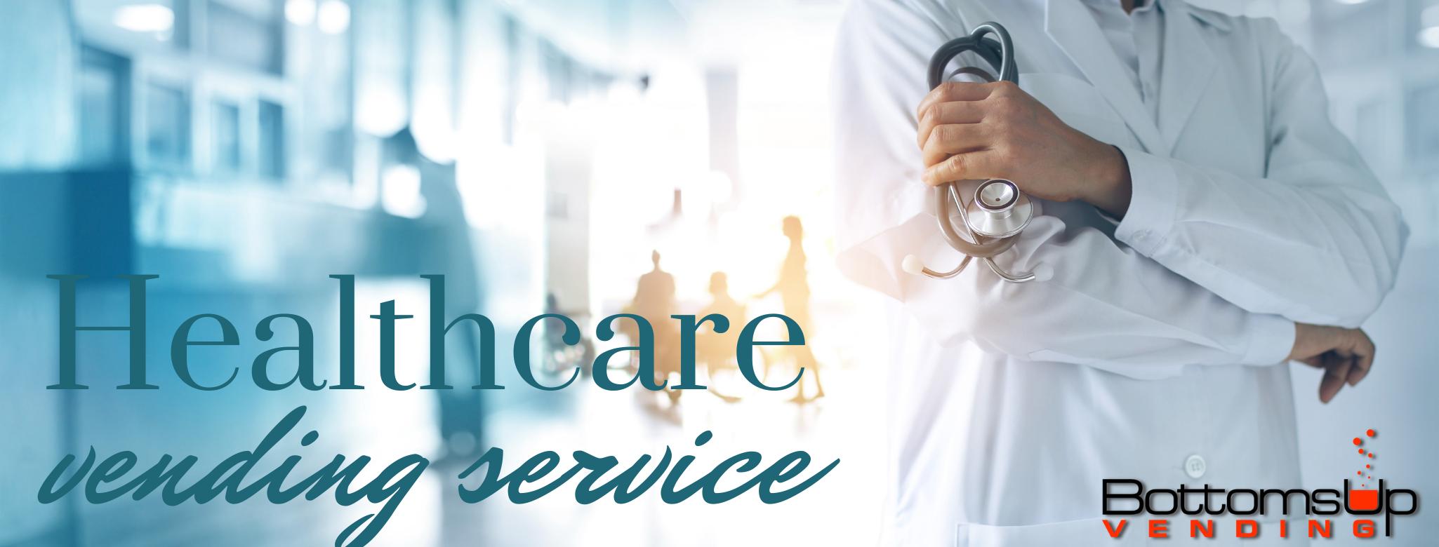 Healthcare vending services